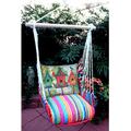 "Birdhouse Hammock Chair Swing ""Le Jardin"" | Magnolia Casual | LJTC3B2"