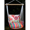 """Flower Hammock Chair Swing """"LJGG503-SP""""   Magnolia Casual   LJGG503-SP"""