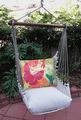 """Butterfly Hammock Chair Swing """"Latte""""   Magnolia Casual   LTTC511-SP-1"""