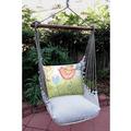 "Bird Hammock Chair Swing C'est La Vie ""Latte""   Magnolia Casual   LTLS501-SP"