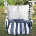 "Sailboat Hammock Chair Swing ""Marina"""