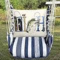 "Bass Hammock Chair Swing ""Marina"" | Magnolia Casual | MAMLT702-SP"
