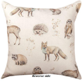 Owl Indoor/Outdoor Pillow | Manual Woodworkers | SLAWWO -2
