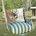 "Bee Hammock Chair Swing ""Summer Palm""   Magnolia Casual   SPRR614-SP-2"