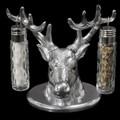 Deer Salt Pepper Shakers   Arthur Court Designs   104038