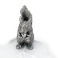 Leaf Bowl with Pewter Squirrel | Vagabond House | VHCS309S -4