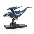 Whale Sculpture | Swiftwater Swim | SPI Home | 80369