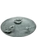 Frog Diver Trio Birdbath Birdfeeder | 34801 | SPI Home