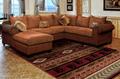 "Bear Print Area Rug ""Woodside"" | United Weavers | 712-30750"