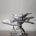 Humpback Whale Pewter Figurine | Andy Schumann | SCH125102 -2