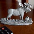 Moose Pewter Figurine   Andy Schumann   SCH125105
