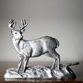 Whitetail Deer Pewter Figurine | Andy Schumann | SCH125118 -2