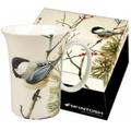 Chickadee Bone China Mug | McIntosh Trading Chickadee Mug | Robert Bateman Lively Pair Mug -3