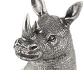 Rhino Bottle Opener Pewter | Vagabond House | B009R