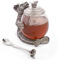 Bear Honey Pot | Vagabond House | B451H -4