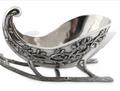 Reindeer Sleigh Centerpiece Bowl | Vagabond House | C113S
