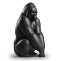 Gorilla Porcelain Figurine | Lladro | 01012555