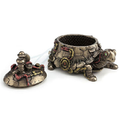Tortoise Steampunk Trinket Box | Unicorn Studio | WU77389A4 -2