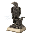 Bald Eagle Sculpture Perching on Tree Branch | Unicorn Studios | WU77398V1 -2