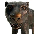 Standing Bear Medium Bronze Outdoor Statue | Metropolitan Galleries | SRB25127