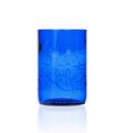 Blue Fish Tumbler Glass Set of 4 | Rolf Glass | 306353