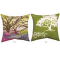 Southern Oak Indoor Outdoor Throw Pillow | SLSRSO -3