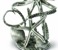 Octopus Candelabrum Candle Holder | Vagabond House | O101M