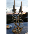 Octopus Candelabrum Candle Holder | Vagabond House | O101M