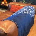 Blue Fins MicroPlush Throw Blanket | 16154772