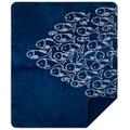 Blue Fins MicroPlush Throw Blanket | 16154772 -2