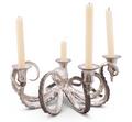 Octopus 4 Socket Candelabrum Candle Holder   Vagabond House   O101X