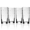 Sailing Iced Tea Glass Set of 4 | Rolf Glass | 522012