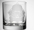 Poodle Rocks Glass Set of 4   Rolf Glass   361680