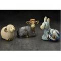 Ceramic Nativity Figurine 13 Piece Set | De Rosa| nativity13pc -6