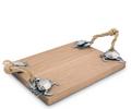Crab and Rope Cheese Board | Vagabond House | O211R