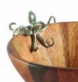 Octopus Salad Bowl Set of 4 | Vagabond House | O212SS