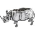 Safari Rhino Aluminum Bowl | Star Home Designs | 42121