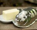 Pig Butter Dish | Vagabond House | P108