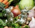Pig Salt Pepper Shakers | Vagabond House | VHCR116P