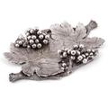 Grape Pewter Tray | Vagabond House | V111VG