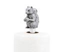 Squirrel Aluminum Paper Towel Holder | Arthur Court Designs | 293L12