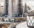Elk Salt Pepper Shakers | Vagabond House | VHCV921