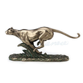 Pacing Cheetah Sculpture | Bronze Finish | Unicorn Studios |  WU77416A4