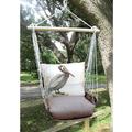 "Pelican Hammock Chair Swing ""Chocolate"" | Magnolia Casual | CHSW902-SP"