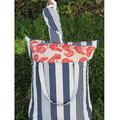 "Seahorse Hammock Chair Swing ""Marina Stripe"" | Magnolia Casual | MARR916-SP"