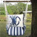 "Crab Hammock Chair Swing ""Marina Stripe"" | Magnolia Casual | MARR915-SP"