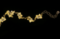 Ivy Leaf Bracelet | Nature Jewelry | Michael Michaud | 7290BZ