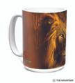 Proud King Lion 15oz Ceramic Mug | The Mountain | 57627209011 | Lion Mug