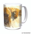 Bison Herd 15oz Ceramic Mug | The Mountain | 57627909011 | Bison Mug