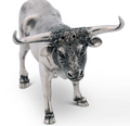 Steer Salt Pepper Shakers | Vagabond House | W116S
